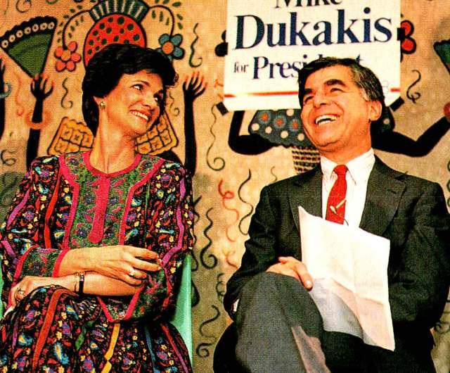 Mike Dukakis - Campaign '88