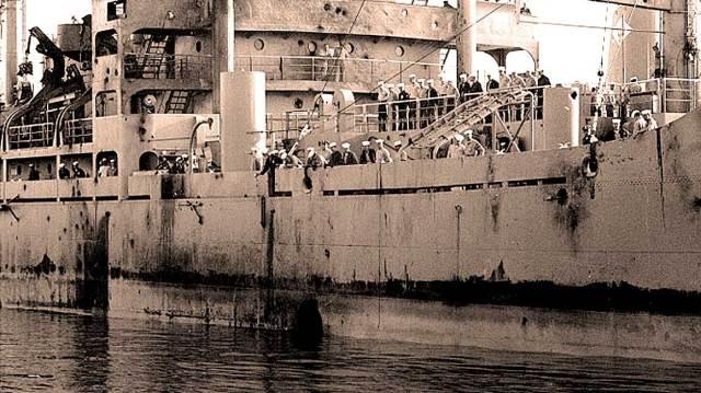 USS Liberty - June 8, 1967