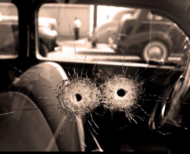 Los Angeles Crime Scene - 1930s
