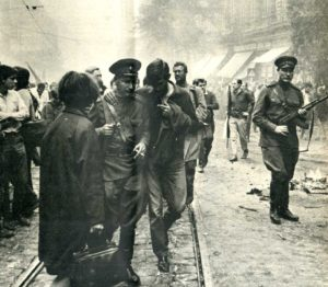 Prague - August 21, 1968
