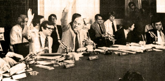 Senate Watergate Hearings