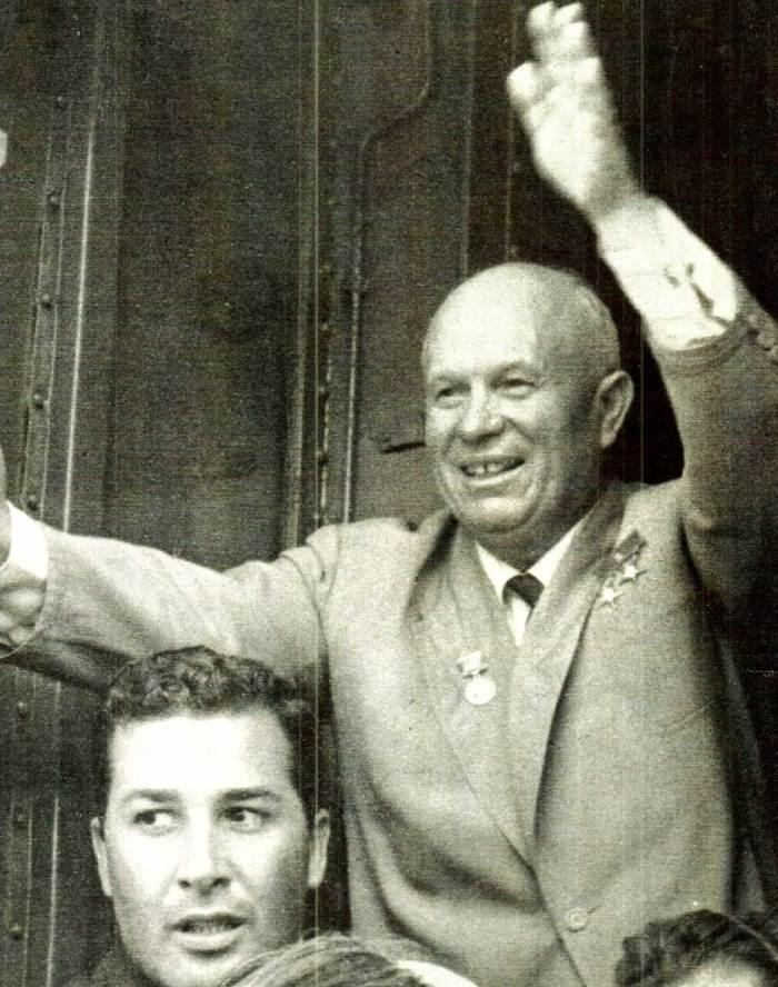 Nikita Khruschev - 1959