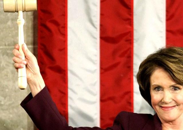 Nancy Pelosi -Speaker of The House