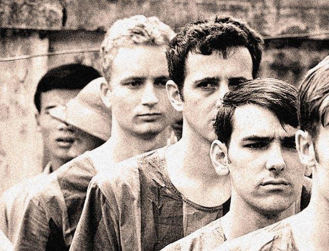 Vietnam POWs released