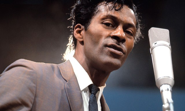 Chuck Berry (RIP: 1926-2017)