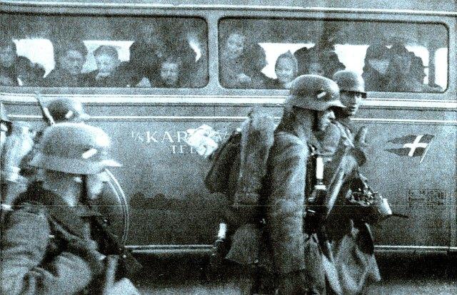 German Troops - march 1940