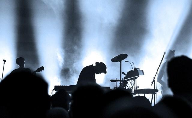 Trentemøller - in concert
