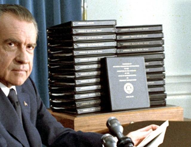 President Richard Nixon - Watergate 1974