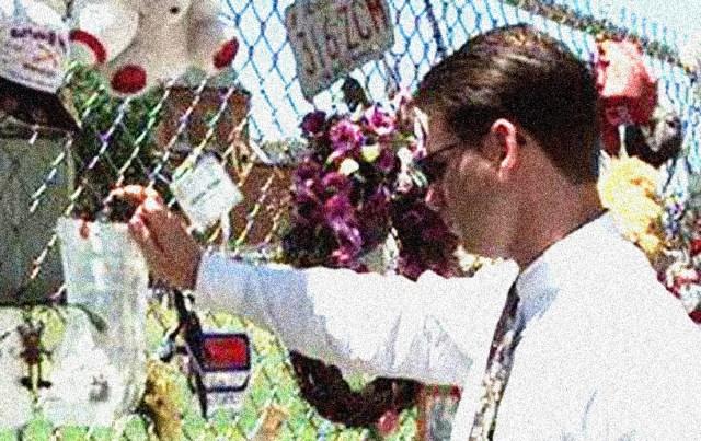 Oklahoma City Bombing memorial - April 19, 1997
