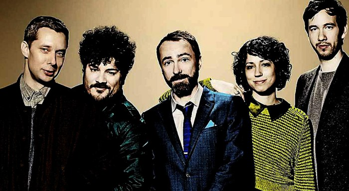 The Shins - after a Five year hiatus