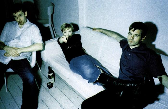 Whistler - in session for John Peel 2000