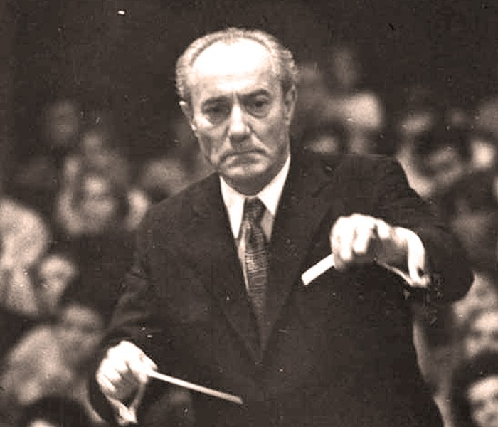 Janos Ferencsik in concert from Paris