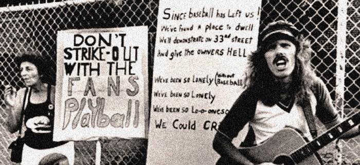 The 1981 Baseball Strike