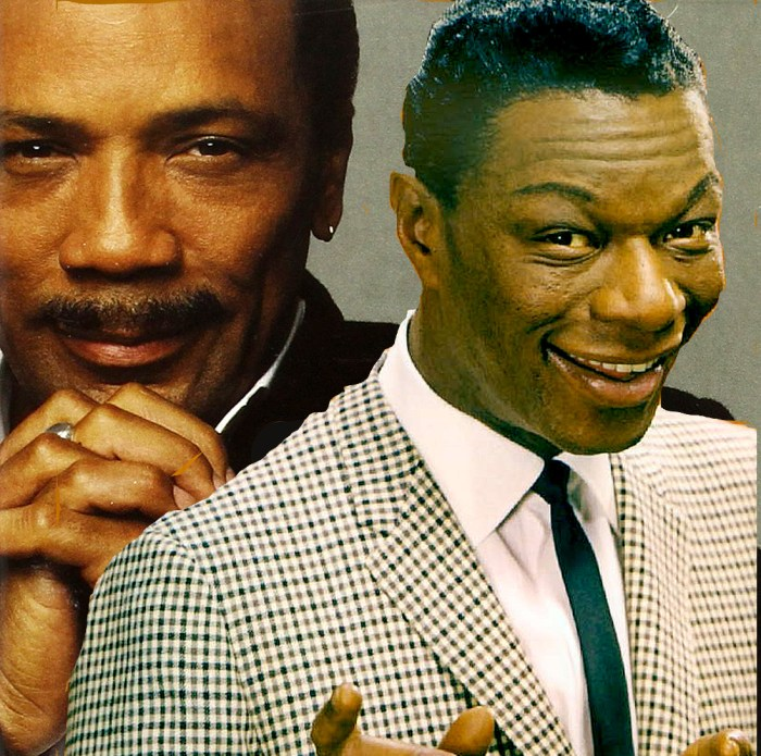 Quincy Jones -Nat King Cole