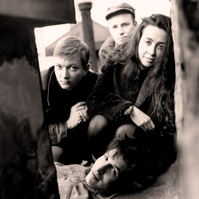 Th' Faith Healers in Session 1991