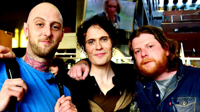 The Fratellis - live at Reading 2008