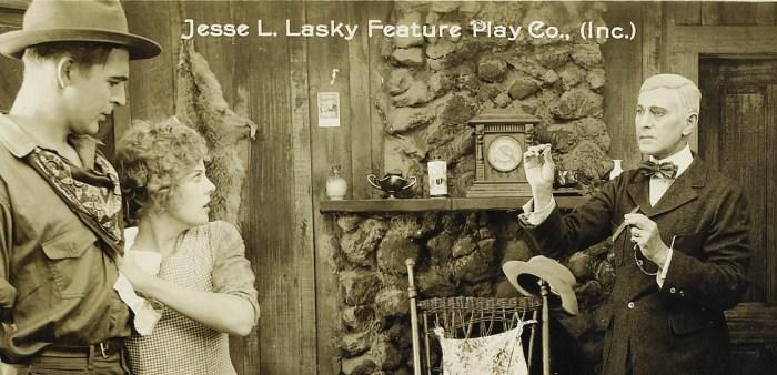 Jesse Lasky jr. talks about Jesse Lasky Sr.