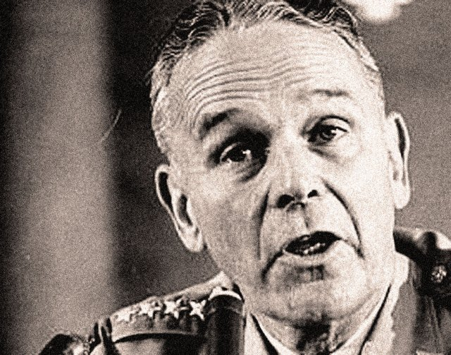 Gen. Maxwell Taylor - 1965