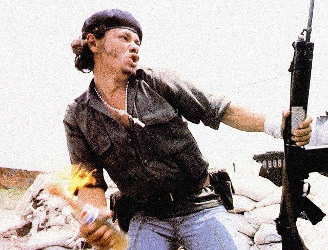 Fighting in Nicaragua