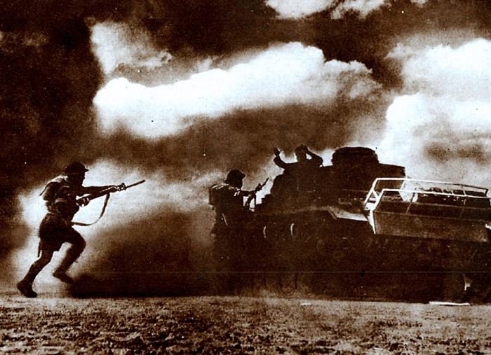 British Troops in Libya - Nov. 1942