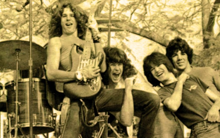 Former Garage Band turned semi-pro