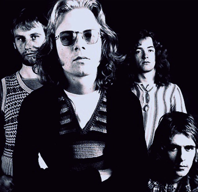 Wishbone Ash in concert