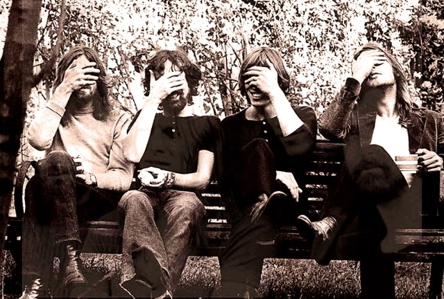 Pink Floyd - live at The Fillmore 1970