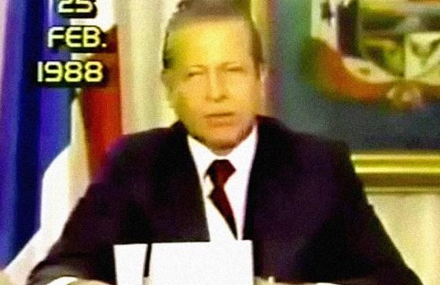 Eric Arturo Valle - Figurehead President
