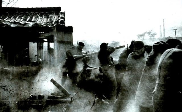 Korean War - February 1951