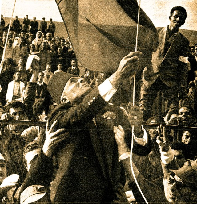 Algeria Independence