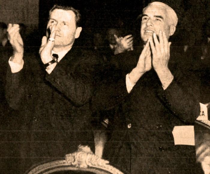 Edward Stettinius - Nelson Rockefeller