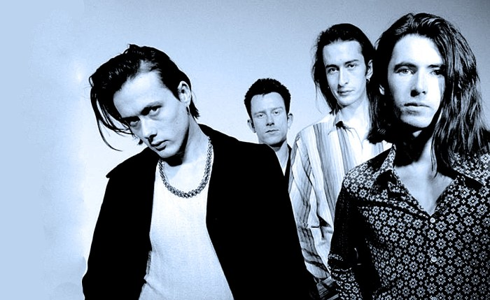 Suede in session 1992