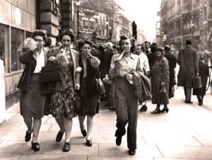 VE Day - May 7, 1945