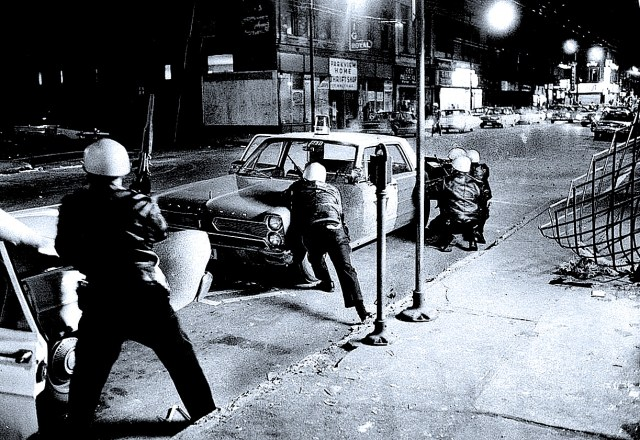 Chicago riots - 1966