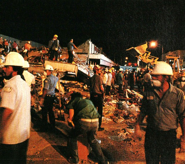 Brownsville roof collapse
