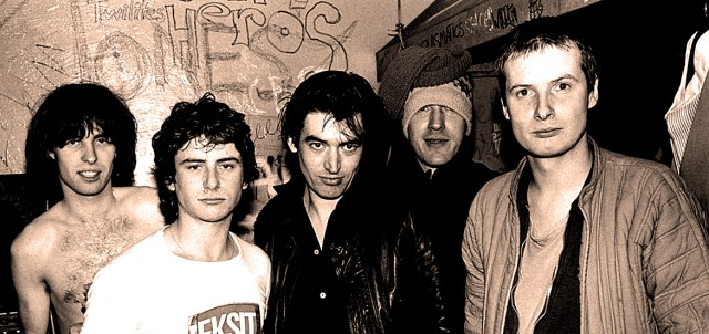 XTC - Live in Amsterdam 1982