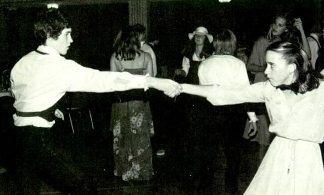 The High School dance