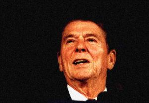 President Reagan - National Press Club