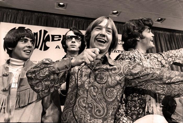 The Monkees - in concert at Budokan, Tokyo - October 4, 1968