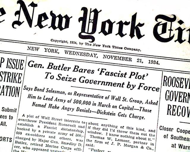 The New York Times - November 21, 1934
