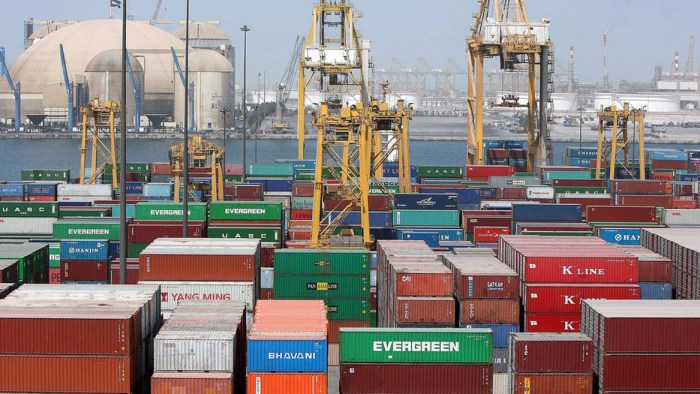 Six U.S. Ports to Be Managed by Dubai company
