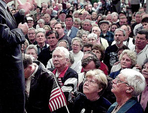 John McCain - New Hampshire Primary