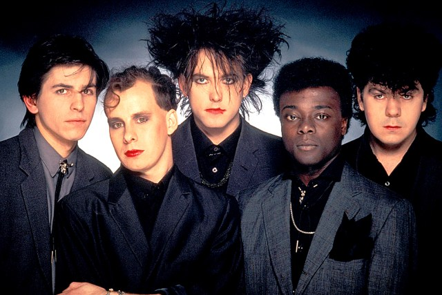 The Cure- Glasgow 1984