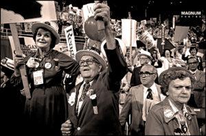 GOP Convention - Detroit - 1980 (Magnum Photos)