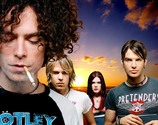 The Dandy Warhols - in concert from Chicago 2000