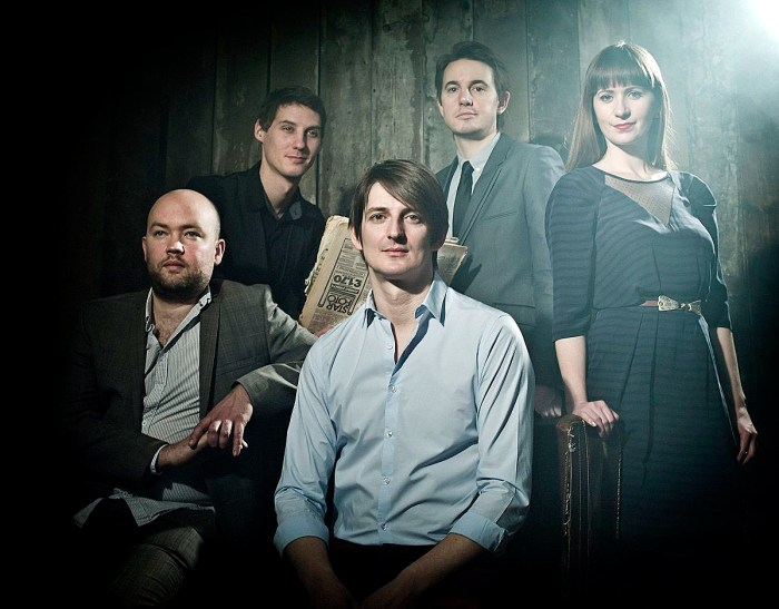 The Leisure Society - Live at FIP - 2013