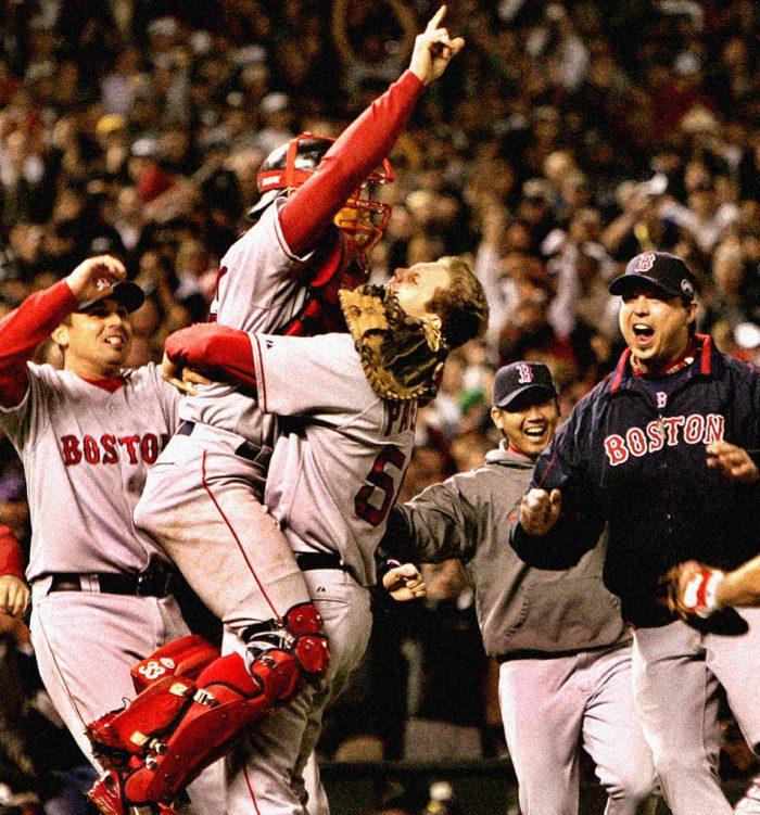 Boston Red Sox - World Series 2007