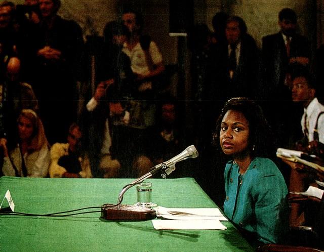 Anita Hill - October 1991