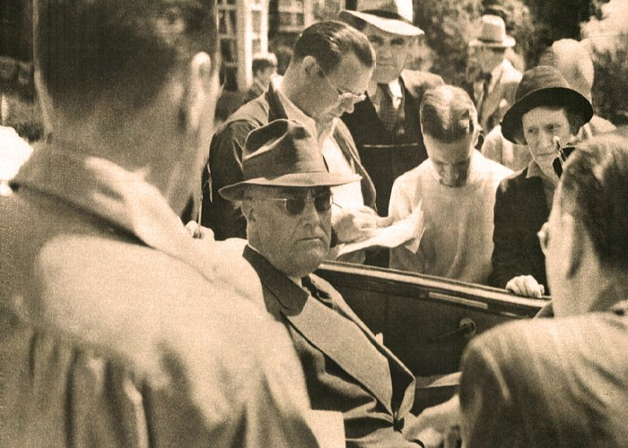 FDR And The Press - October 1937