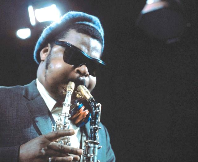 Rahsaan Roland Kirk - live in Copenhagen - 1963